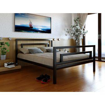 Металлическая кровать Brio 2 Метакам