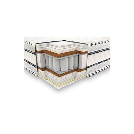 ІМПЕРІАЛ ЛАТЕКС КОКОС 3D (Imperial Latex Cocos 3D) матрац Neolux в розрізі