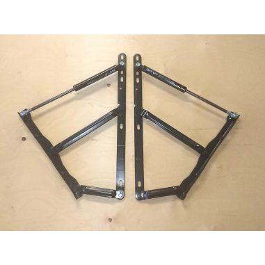 Подъемный механизм кровати (газовый подъемник)
