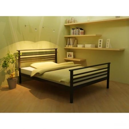 Металеве ліжко Lex 2 МЕТАКАМ