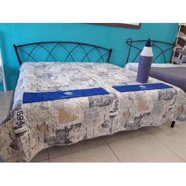 Кровать Jasmine 1 Метакам