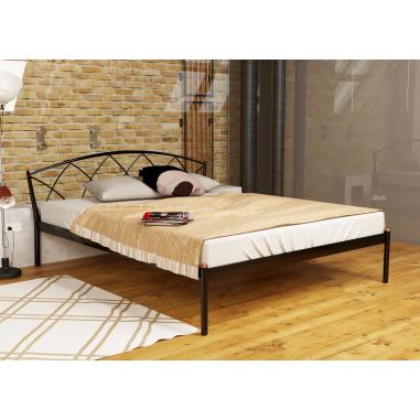 Металлическая кровать Jasmine eleganse 1 Метакам