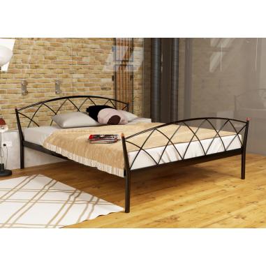 Металлическая кровать Jasmine Еleganse 2 Метакам