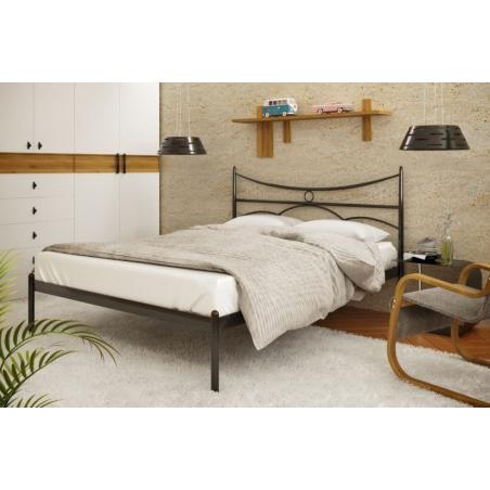 Металлическая кровать Barselona 1 Метакам
