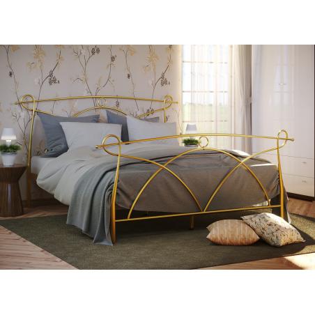Металеве ліжко Florence 2 Метакам