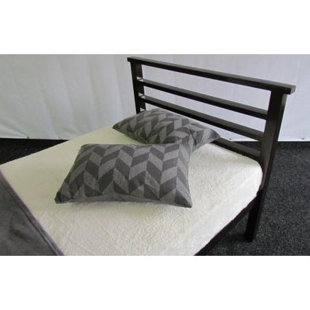 Металлическая кровать Lex 1 Метакам