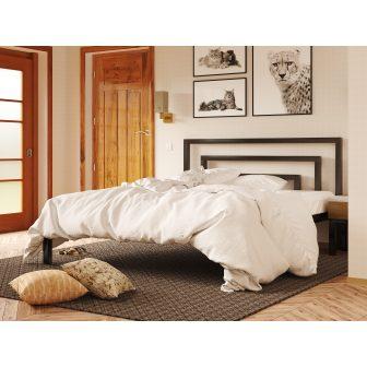Кровать металлическая Метакам Brio (БРИО)