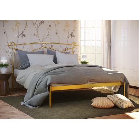 Металеве ліжко Florence 1 Метакам