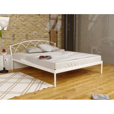 Металлическая кровать Жасмин элеганс-1 Метакам