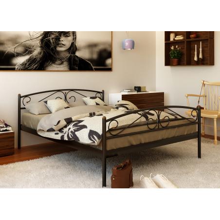Металлическая кровать Verona 2 Метакам