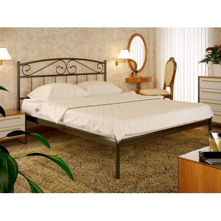 Металлическая кровать Verona XL Метакам