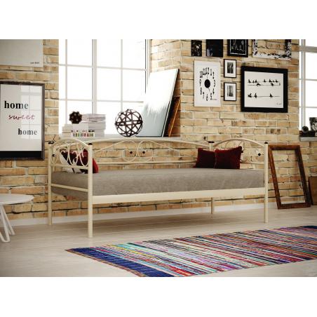 Металлическая кровать Verona Lux Метакам