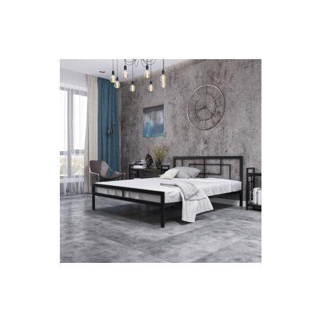 Металлическая кровать Квадро Металл-Дизайн Loft