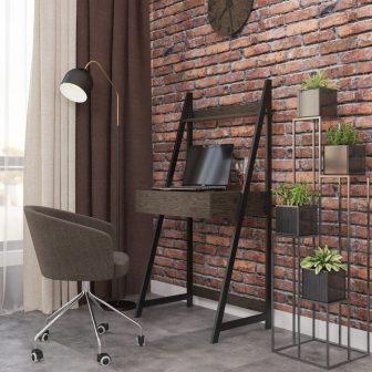 Стіл робочий Дуо Металл-Дизайн Loft
