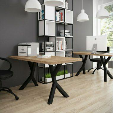 Стіл робочий Брайт Металл-Дизайн Loft