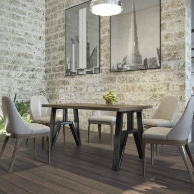 Стол обеденный Прайм Металл-Дизайн Loft
