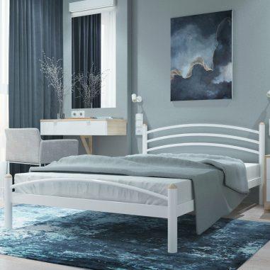 Металлическая кровать Маргарита...