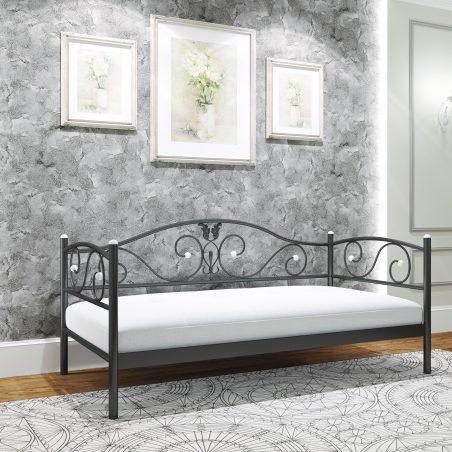 Металевий диван-ліжко Анжеліка Металл-Дизайн