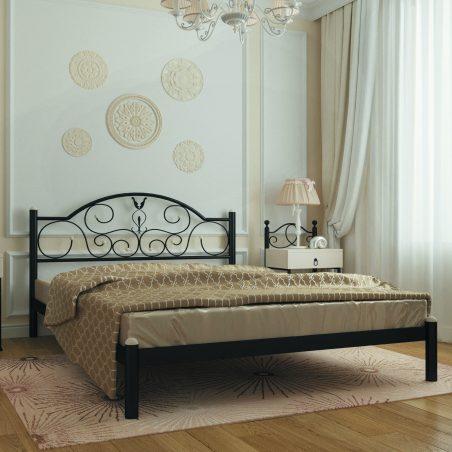 Металеве ліжко Анжеліка Металл-Дизайн