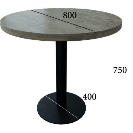 Габариты стола Тренд 2