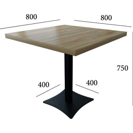 габариты стола Тренд 3