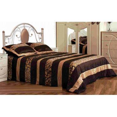 Металлическая кровать Лаура...