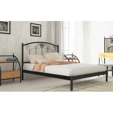 Металлическая кровать Монро...