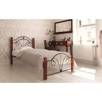 Металлическая кровать Диана...