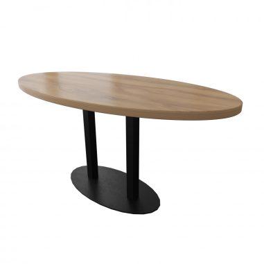 Стол HoReCa Тренд 3 барный двойной Металл-Дизайн Loft