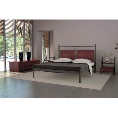 Металлическая кровать Николь...