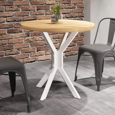 Стол обеденный Фолд 2 Металл-Дизайн Loft