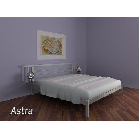 Металеве ліжко Astra МЕТАКАМ з поличками