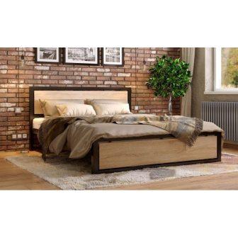 Металлическая кровать Texas Метакам