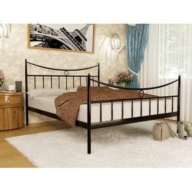 Металлическая кровать Paris 2 Метакам
