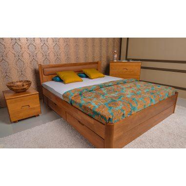 Марго (Margo) кровать с ящиками Олимп