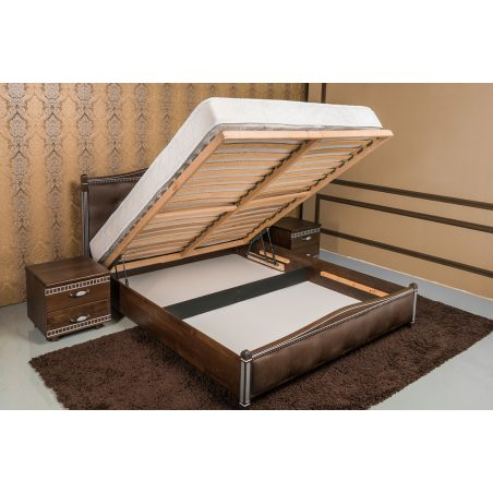 Кровать Прованс Премиум Олимп подъемный механизм