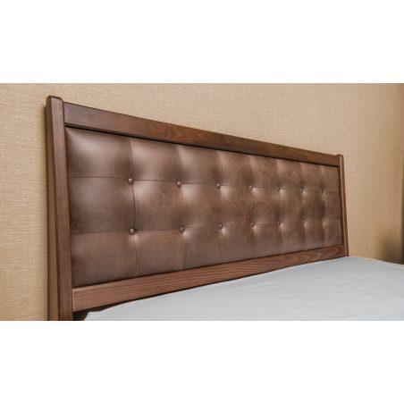 Кровать Сити Премиум с подъемной рамой Олимп изголовье эко-кожа