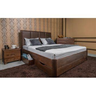 Челси (Chelsi) кровать с ящиками Олимп