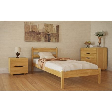 Лика (Lika) кровать без изножья Олимп