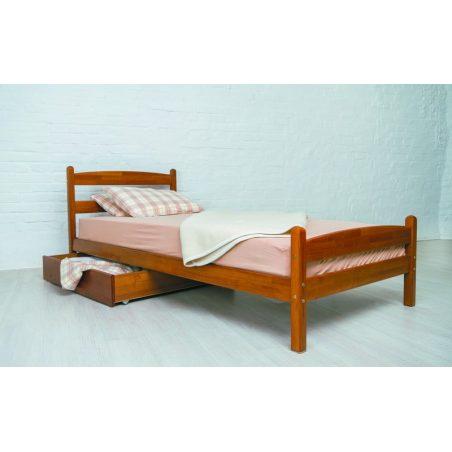 Лика (Lika) кровать деревянная Олимп натуральное дерево