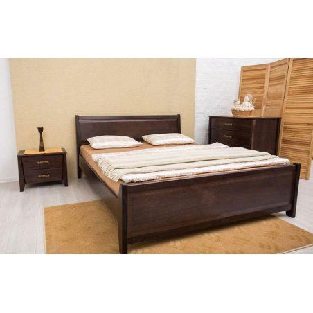 Сити (City) кровать с филенкой Олимп
