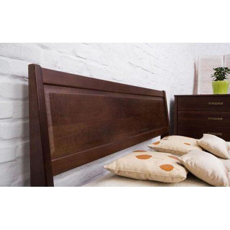 Сити (City) кровать с филенкой Олимп изголовье