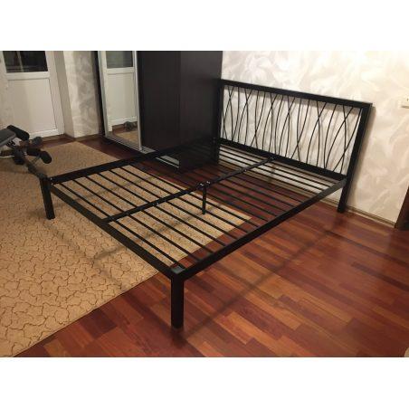 БЕРГАМО (Bergamo) металлическая кровать Метакам