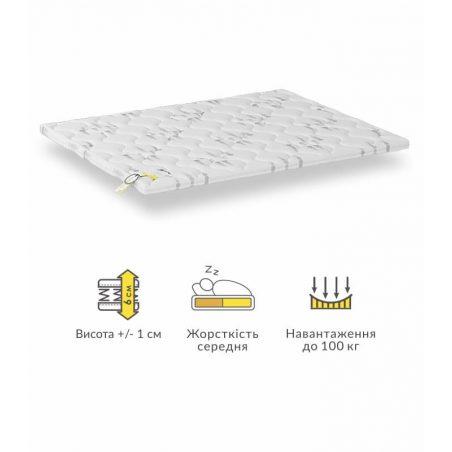 Смайл (Smile) матрас на диван Nikelly свойства