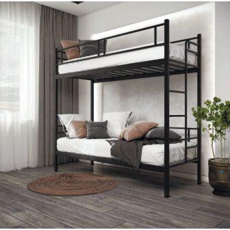 Дабл (Dabl) металлическая кровать двухъярусная Металл-Дизайн