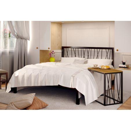 Бергамо (Bergamo) столик прикроватный Метакам в комплекте с кроватью